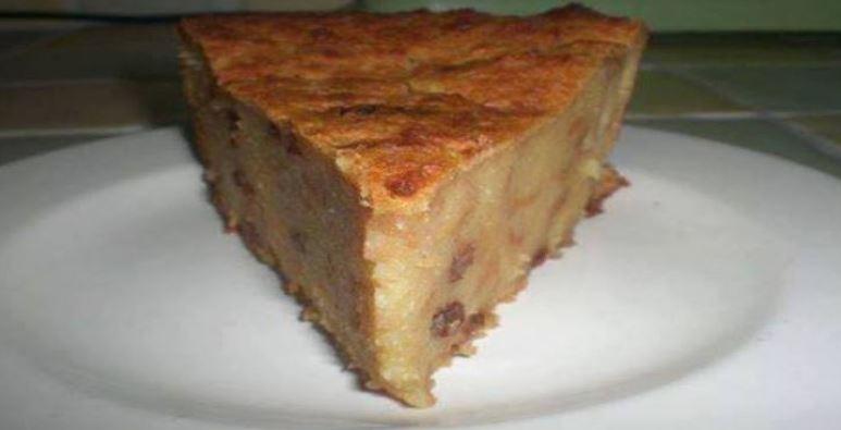 Chez les Chtis, lorsque les mamans avaient trop de pain, elle faisait du « Pain d'chien », voici la recette sans sucre, ni lait