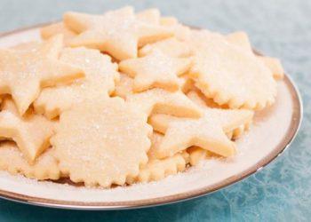 Biscuits croustillants au sucre 1