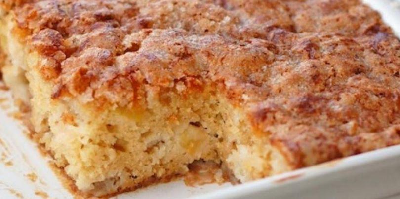 Dessert aux pommes facile et rapide