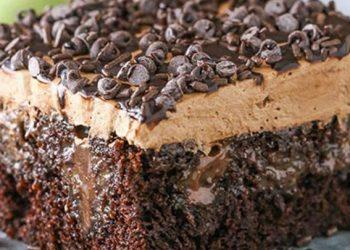 Gâteau Baileys au chocolat