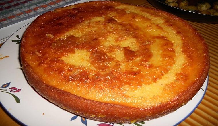Gâteau Moelleux à l'orange inratable
