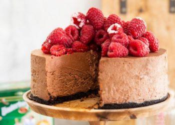 Gâteau mousse au chocolat facile prêt en 10 min