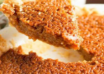 La VRAIE tarte au sucre à l'ancienne de nos grand-mères!