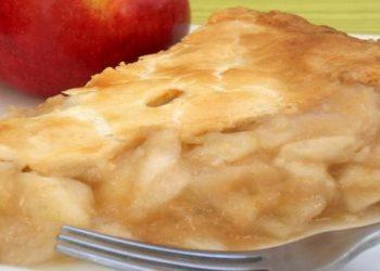 La meilleure tarte aux pommes et sucre à la crème que j'ai mangé dans ma vie!
