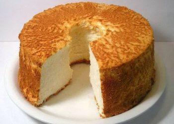 Le gâteau des anges la recette facile