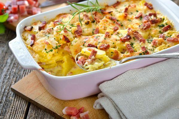 Pommes de terre à la boulangère recette facile