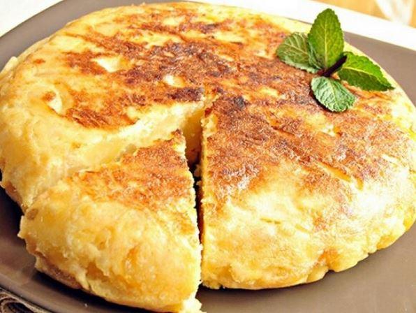Tortilla de pommes de terre très facile
