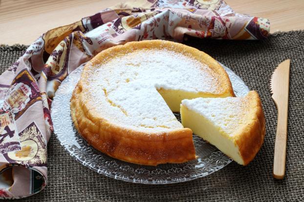 Cheesecake japonais aux 3 ingrédients