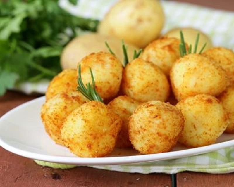 Boulette de pomme de terre