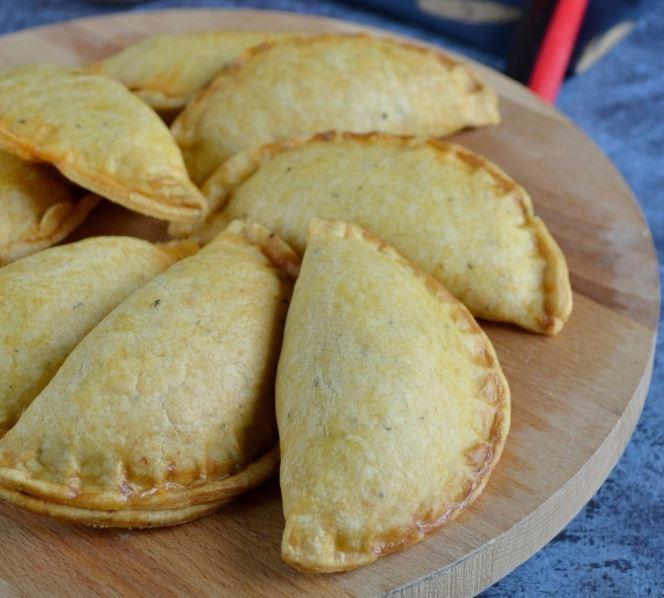 Empanadas au boeuf et au chorizo
