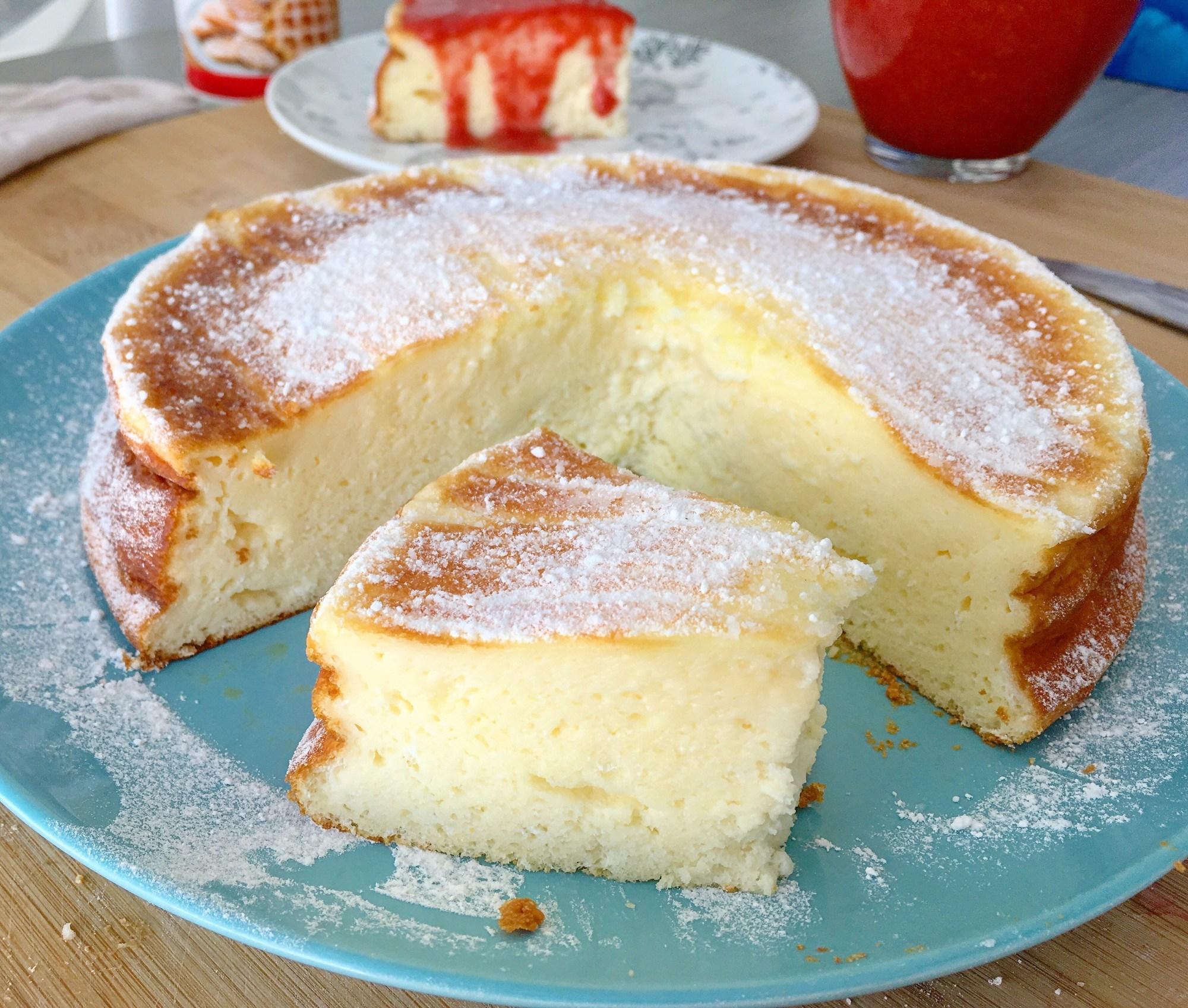 meilleur gâteau au fromage blanc