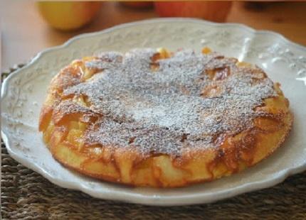 la meilleure recette du Crêpe de pommes Surprenant