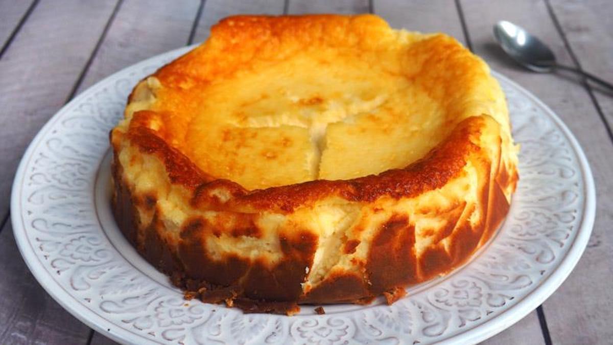 La recette du gâteau au fromage