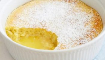 Pudding au Citron