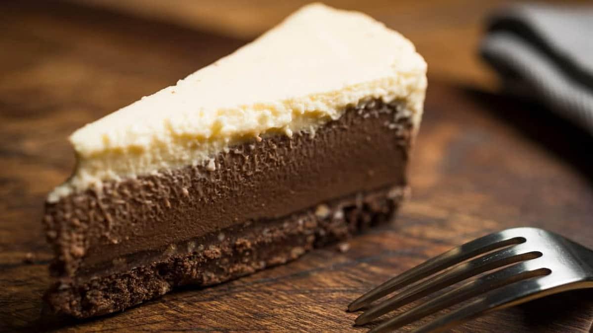 Gâteau Nutella et mascarpone, prêt en 10 minutes