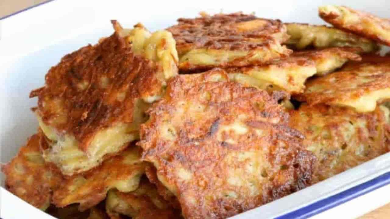 Recette santé: galettes de pommes de terre à l'ancienne
