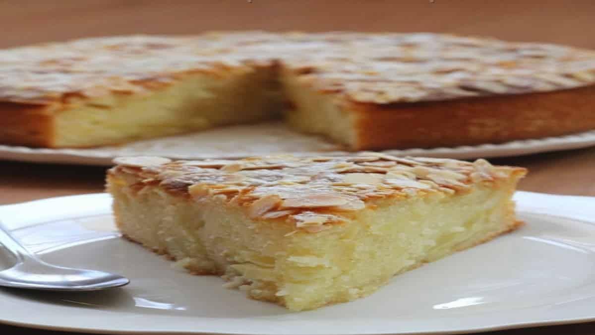 Gâteau moelleux aux pommes & mascarpone