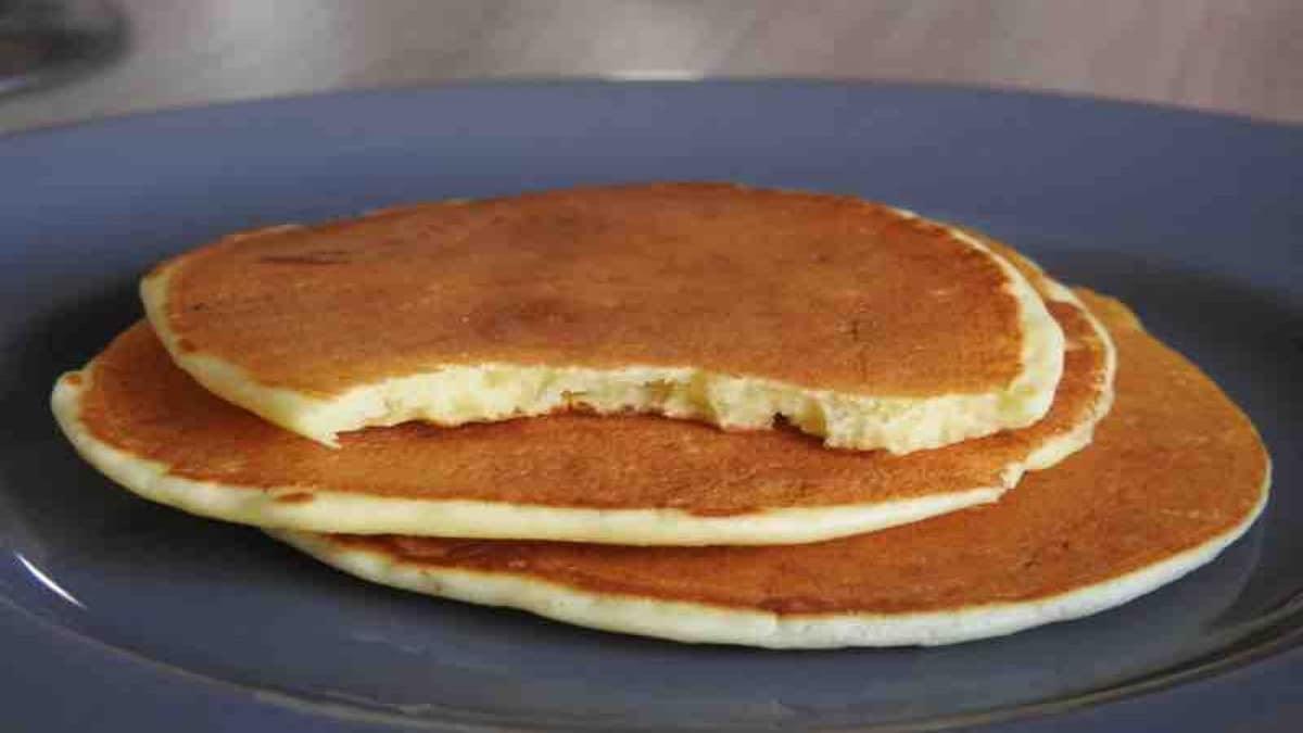 Pancakes Super Moelleux De Cyril Lignac Tasties Foods
