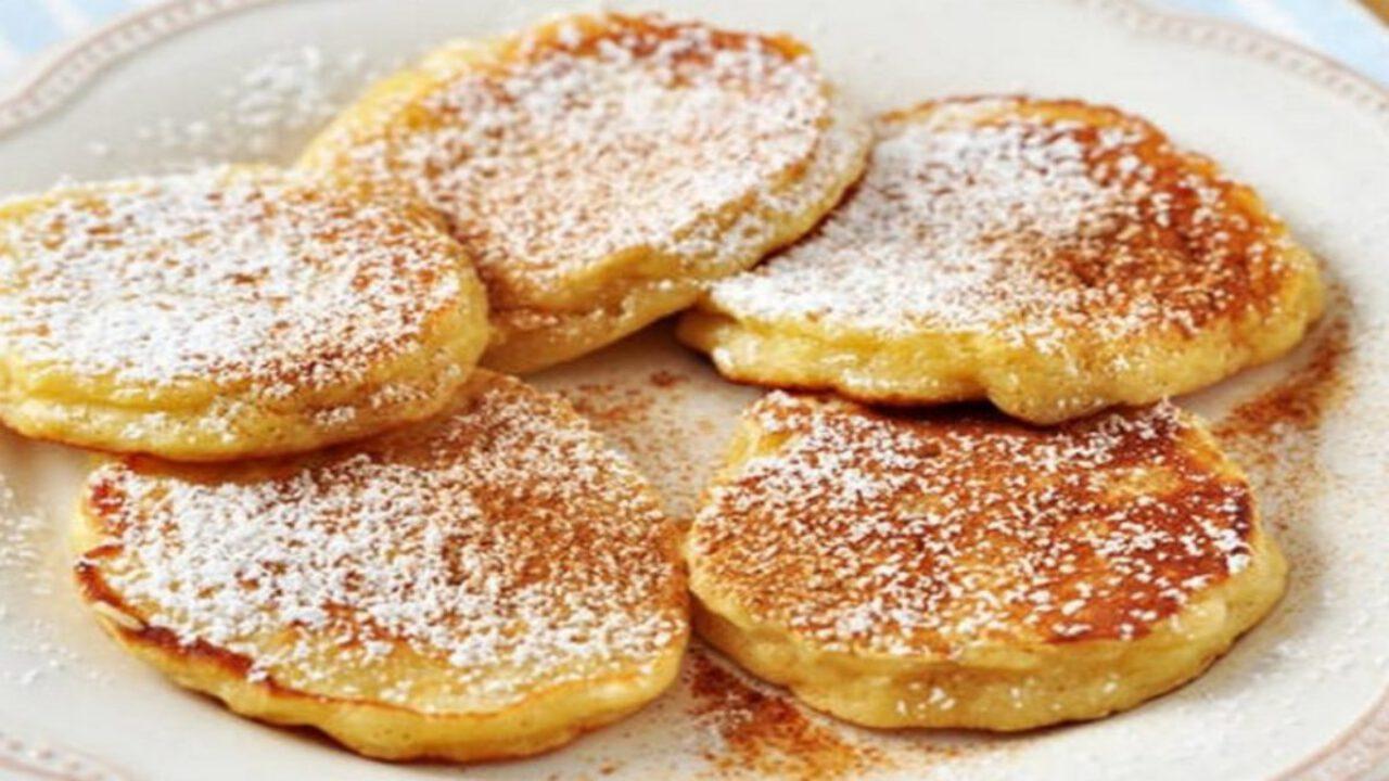 Recette Facile A Faire Pancake Au Yaourt Tasties Foods