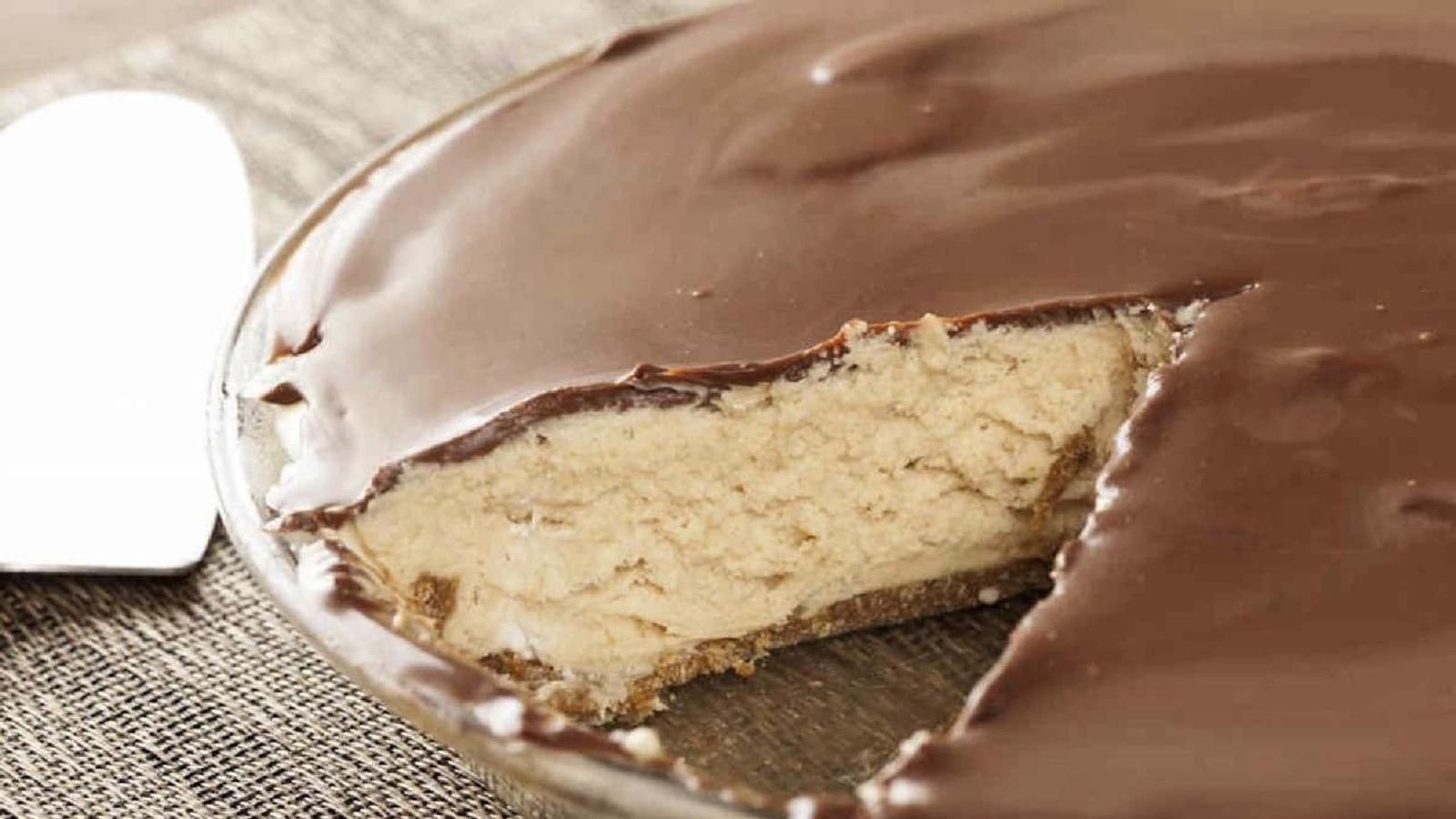 Gâteau Nutella et Mascarpone sans cuisson