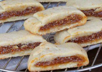 Biscuits du septembre aux figues