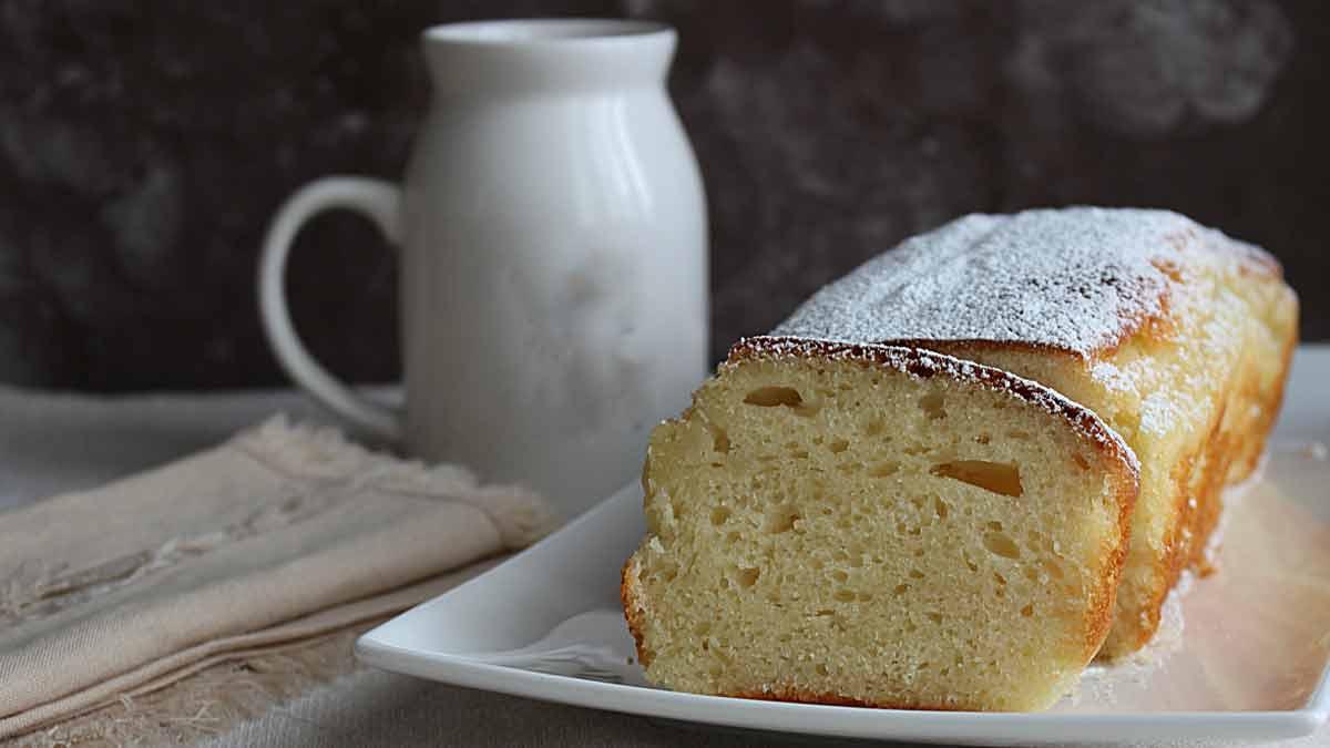 Cake au yaourt grec