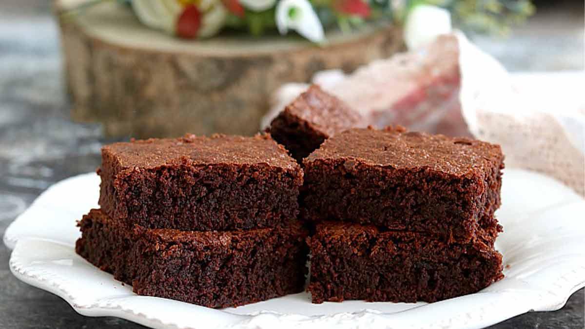 Délicieux brownies au chocolat facile à faire