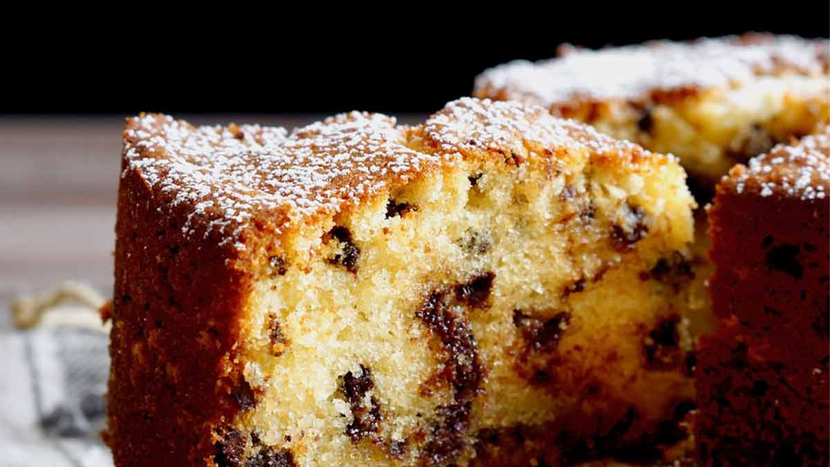 Gâteau au mascarpone et chocolat