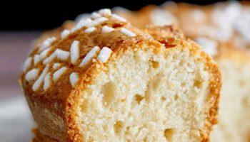 Recette de gâteau très tendre sans beurre