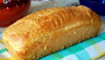 Recette facile de pain de mie très moelleux
