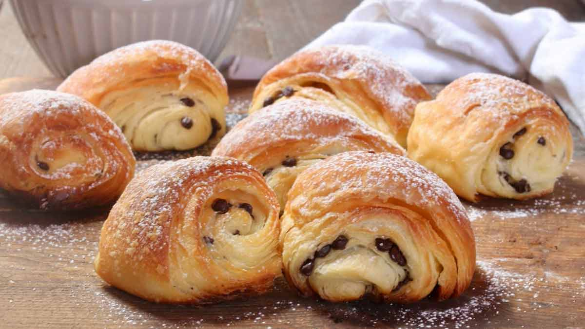 pains au chocolat tellement exquis