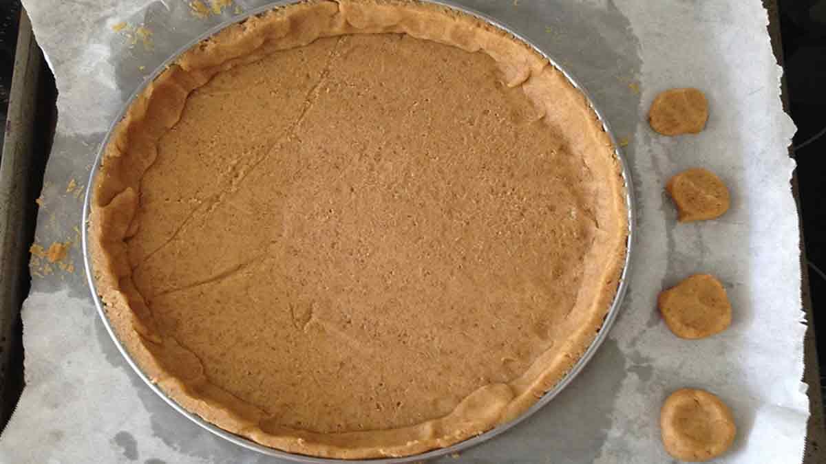 Bonne pâte à tarte sablée