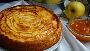 Délicieux gâteau aux pommes très facile
