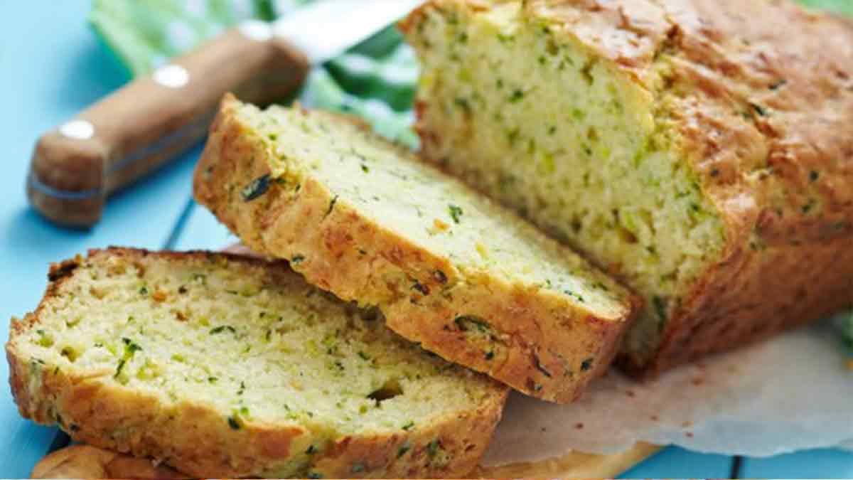 Délicieux pain de légumes rapide