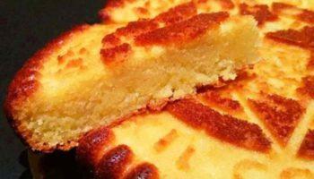 Gâteau aux amandes fondant