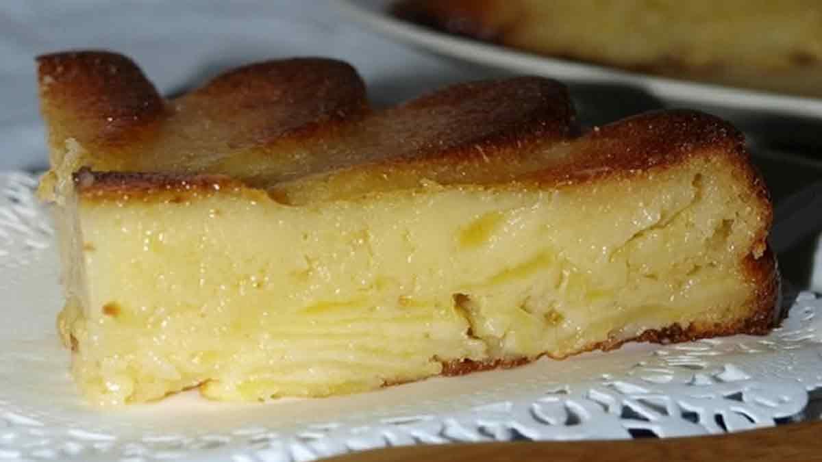 Gâteau aux pommes ultra fondant