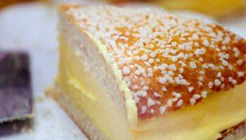 Irrésistible tarte tropézienne facile