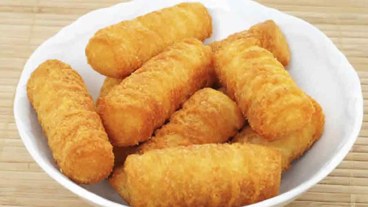 Savoureuses croquettes de pommes de terre
