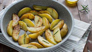 pommes de terre parfaitement poêlées