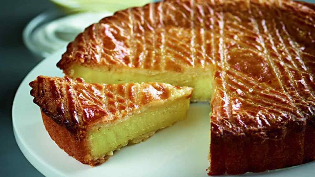 Délicieux gâteau basque facile