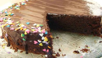 Sublime gâteau au chocolat ultime