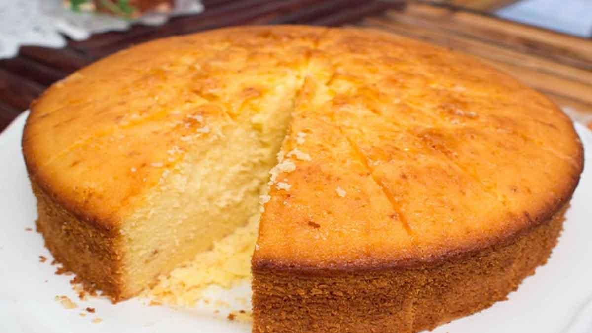 fameux gâteau au yaourt de mamie