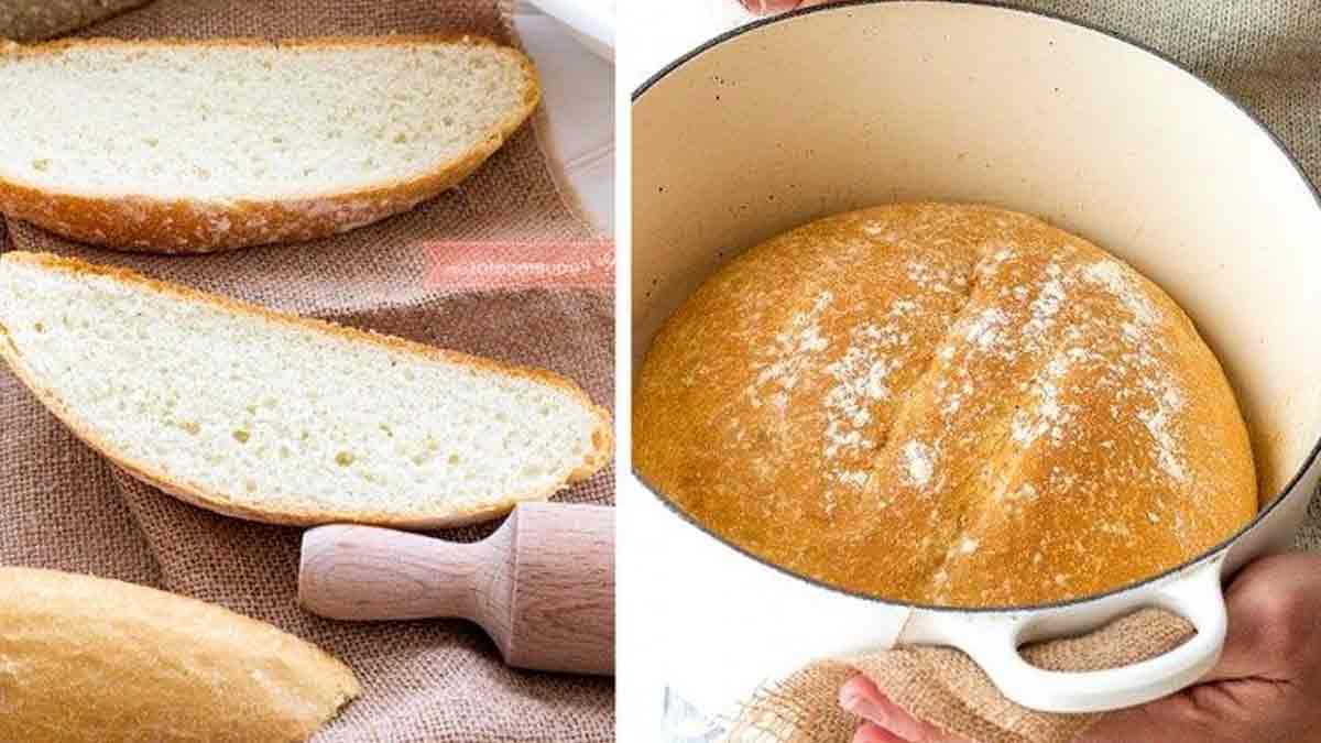 Bon pain maison simplissime