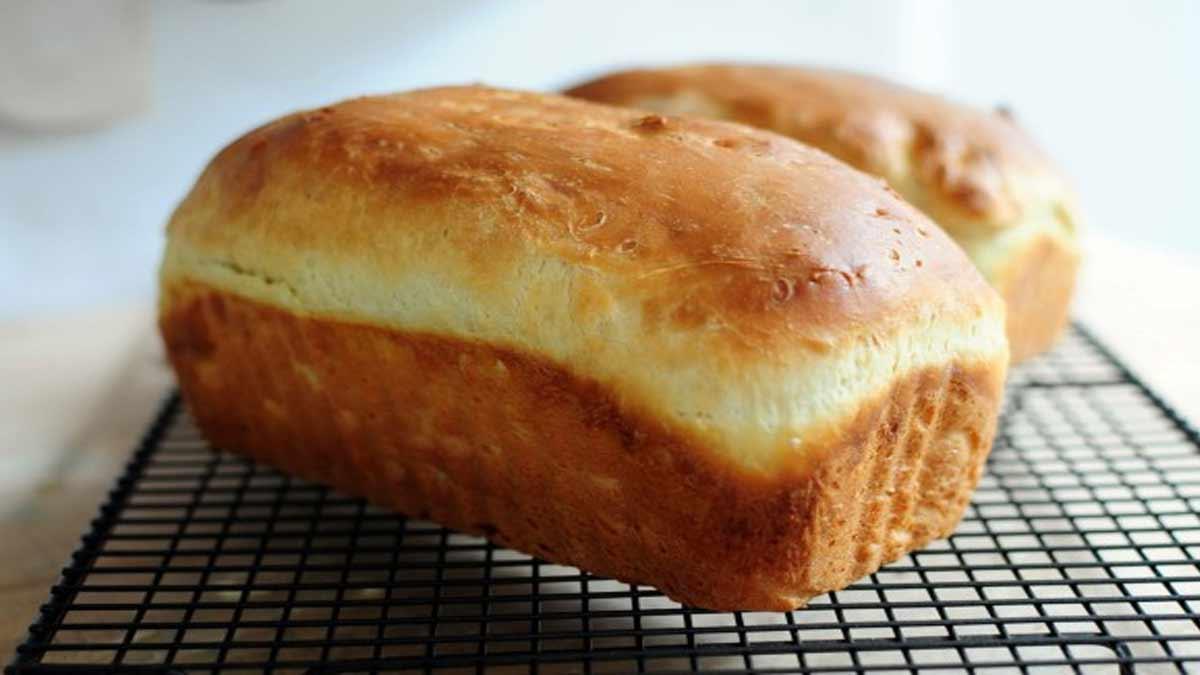 Délicieux pain gâteau de grand-mère