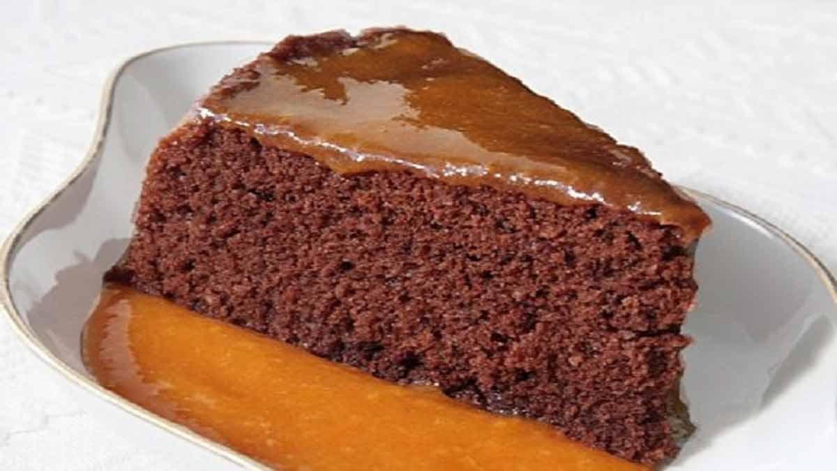 Exquis gâteau au chocolat ultra rapide
