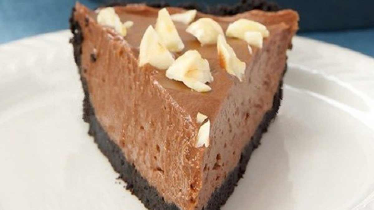 Fabuleuse tarte au Nutella