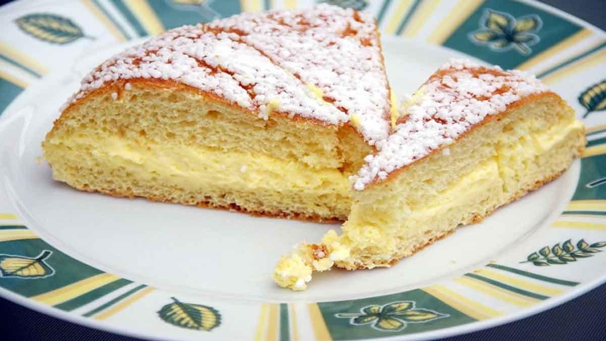 Fabuleuse tarte tropézienne