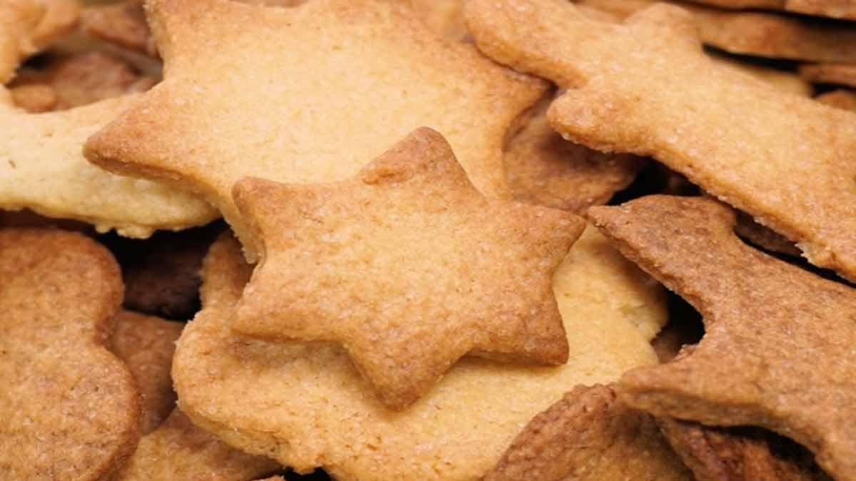 Fabuleux biscuits de Noël
