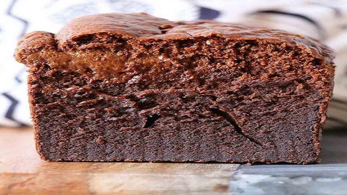 Gâteau au chocolat hyper léger