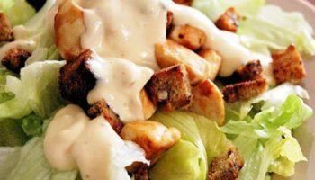 Meilleure salade César facile à faire